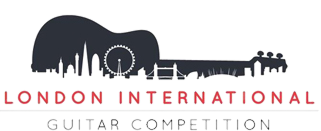 London International Guitar Competition Retina Logo